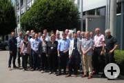 Bestens besucht - das 2. Netzwerktreffen 2018 bei der Festool GmbH.