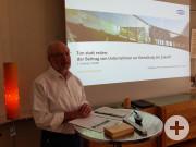 Überzeugungstäter in Sachen Nachhaltigkeit: Wolfgang Schmalz.