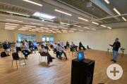 Tim Reusch, Head of Interior Design Studio Vitra AG, über den Arbeitsplatz der Zukunft.