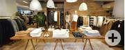 Willkommen im Netzwerk: Umdasch Shopfitting (Foto), Sulzdorfer Möbelwerke und 20-20 Technologies.